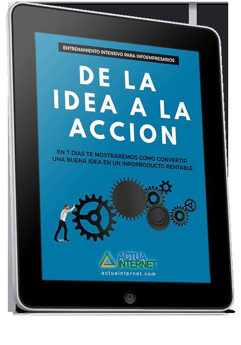entrenamiento de la idea a la accion