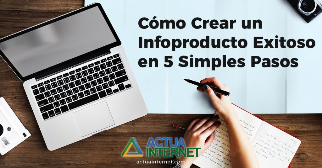 como crear un infoproducto
